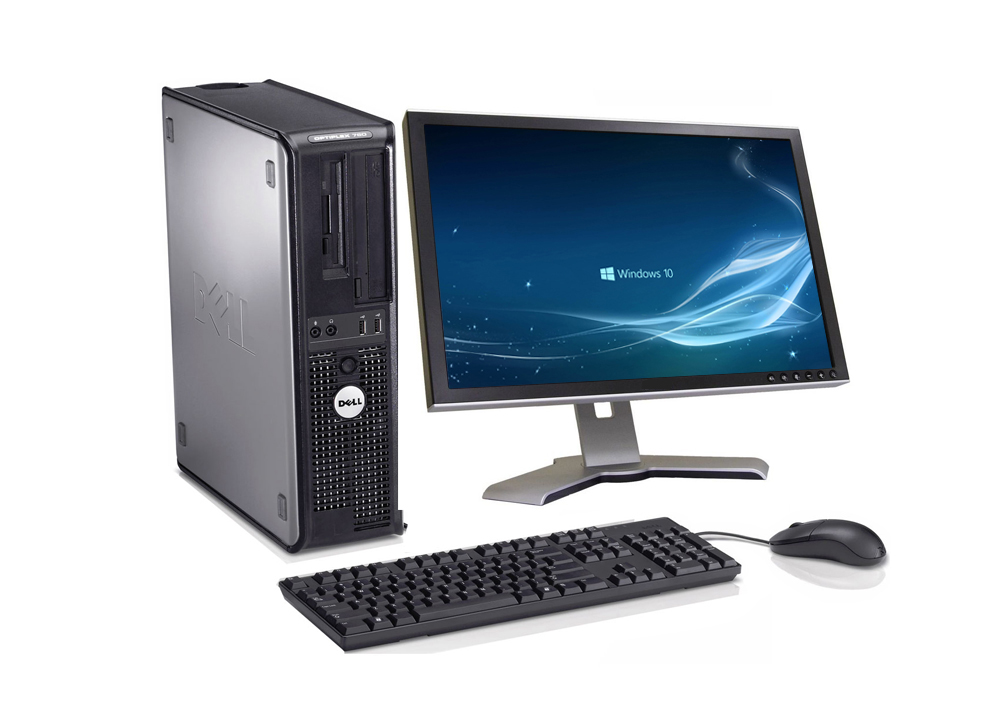Simplest Complete Gaming Desktop with 19inch TFT Screen and 3 Games free