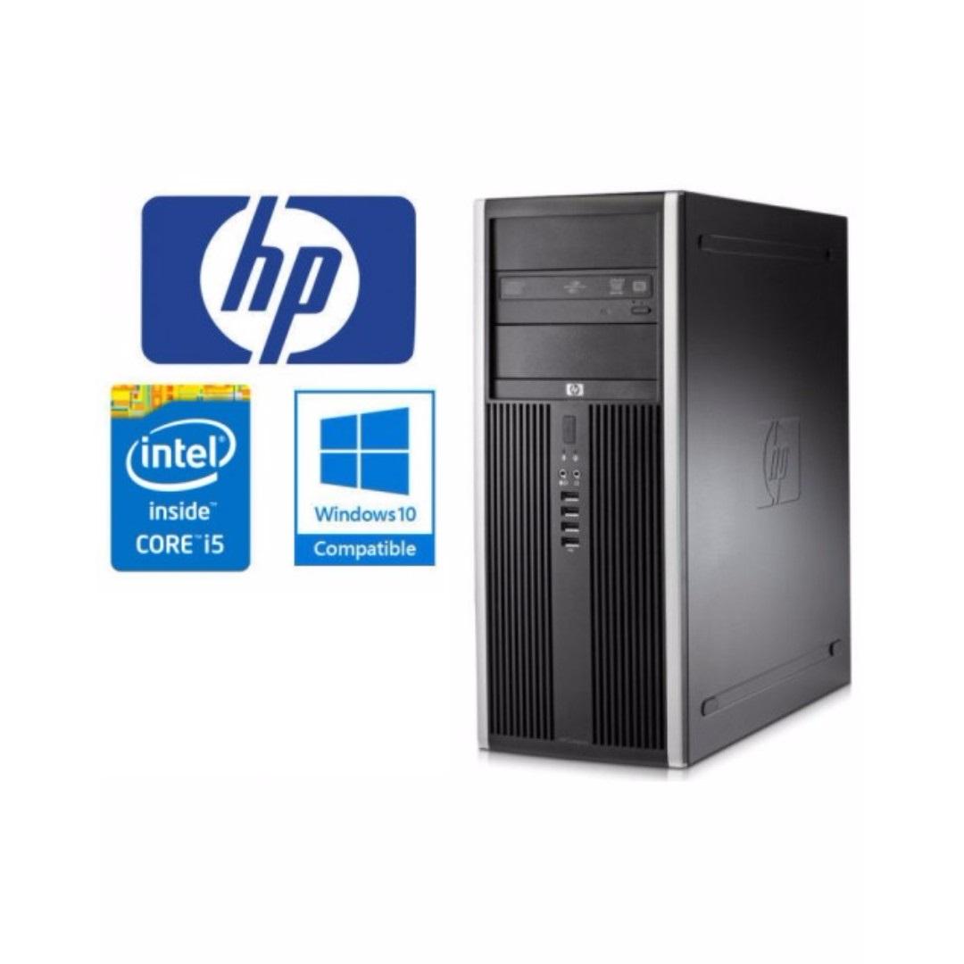 HP Compaq Elite 8300 6gb RAM 2GB Nvidia Graphics 3.2ghz Core i5 Refurbished Computer
